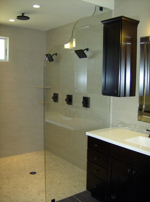 Custom Shower Doors Amp Enclosures Delaware Glass Amp Mirror