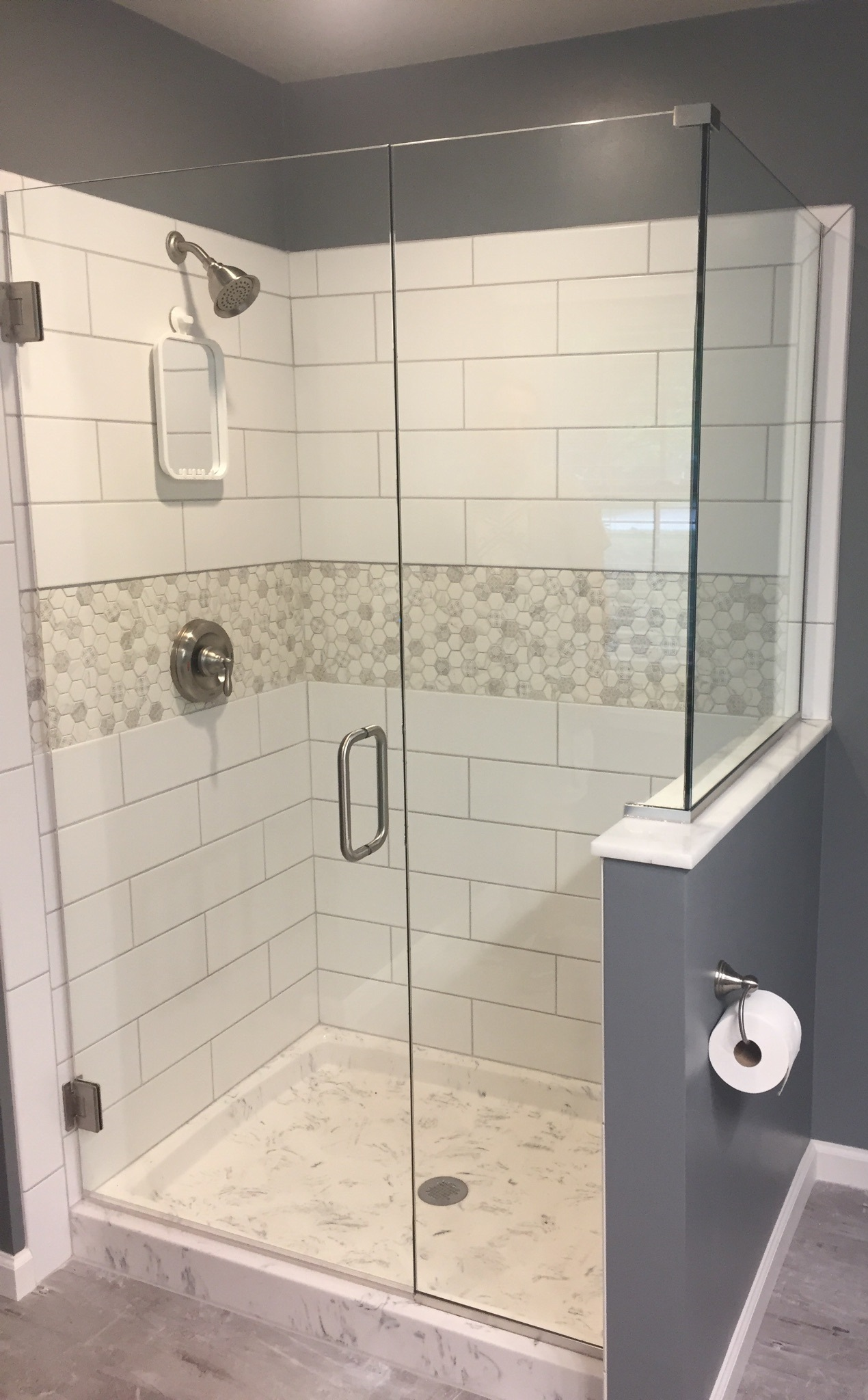 Custom Shower Doors Amp Enclosures Delaware Glass Amp Mirror