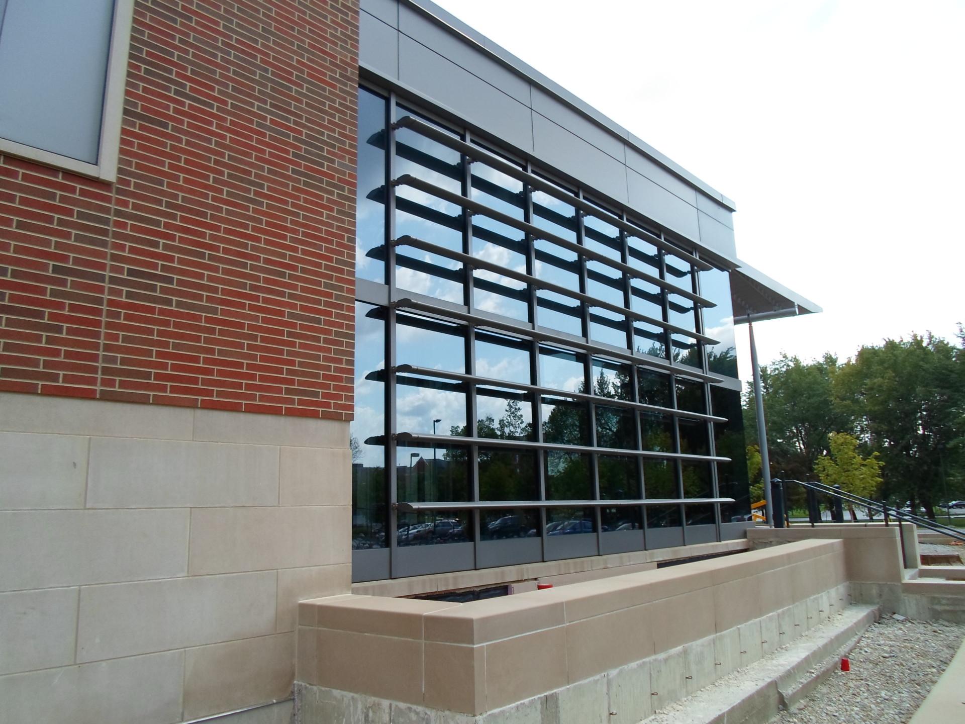 Metal Panels Delaware Glass Amp Mirror