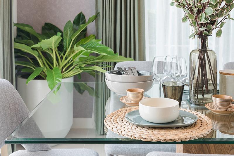 Glass Table Tops   Delaware Glass & Mirror